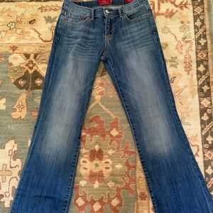 LUCKY BRAND blue jeans Sweet 'n low
